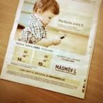 MÁSmovil vuelve a los periódicos gratuitos