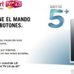 Gana una Smart TV LG con Yoigo