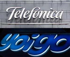 La CNMC prescinde de medidas cautelares en el expediente Telefónica-Yoigo