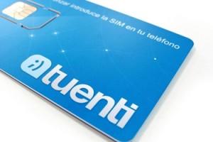 Consigue la tarjeta SIM de Tuenti gratis