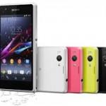 Amena ofrece el Sony Xperia Z1 Compact