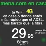Descubre la red 4G de Amena en casa