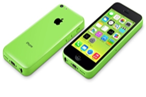 En Amena conseguí el iPhone 5c verde 16GB 4G