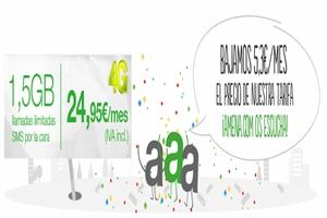 Amena.com ya tiene su nueva tarifa elegida por sus clientes
