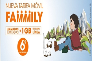 Euskaltel con nueva tarifa para segundas líneas móviles