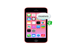 iPhone 5C en Amena.com