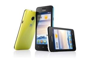 El nuevo Huawei Y330 en Amena.com