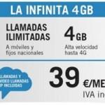 Conoce la tarifa de Yoigo Infinita 4GB