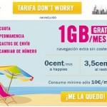 Disfruta del verano con la tarifa Don´t worry de Happy Móvil