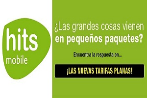 Hits Mobile rebaja el precio de sus tarifas nacionales