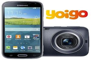 Yoigo comienza a comercializar el nuevo Samsung Galaxy K zoom