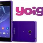 Llega el nuevo Sony Xperia M2 a Yoigo