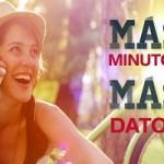 Ocean´s aumenta el número de minutos para sus segundas líneas