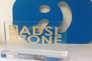 Tuenti Móvil recibe el premio a mejor operador 2014 en innovación
