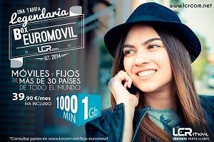 LCR estrena tarifa internacional con mil minutos