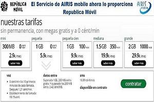 Airis Mobile se fusiona con República Móvil