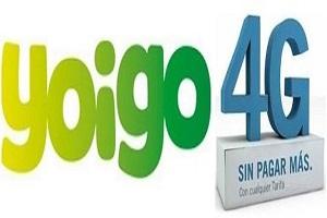 Yoigo con 4G también disponible fuera de España