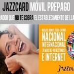 Jazztel Móvil aumenta el número de megas en sus bonos Combi prepago