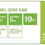 Yoigo lanza una nueva tarifa con 5 GB de navegación