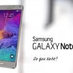 Amena amplía su catálogo con el nuevo Samsung Galaxy Note 4