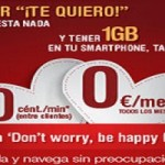 «Don´t worry be happy movil», la tarifa para enamorados de Happy Móvil