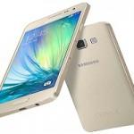 Samsung Galaxy A3 ya disponible en Amena