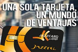 """Mejoras en el bono """"Combi 10"""" de Jazzcard Móvil"""