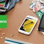 Amena incorpora a su catálogo el Motorola Moto E 4G