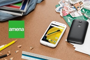 Amena incorpora a su catalogo el Motorola Moto E 4G