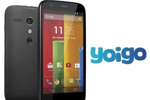 Motorola Moto G a solo 75 euros