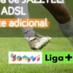 Jazztel regala el Yomvi Liga hasta principios del 2016