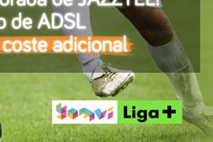 Jazztel regala el Yomvi Liga