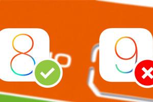 incompatibilidad de Simyo con iOS 9