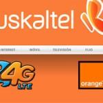 Euskaltel incorporó el 4G con condiciones