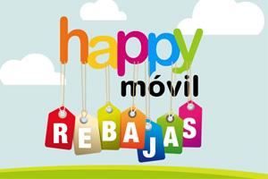 Nuevos descuentos y ventajas en las Tarifas de Happy Móvil