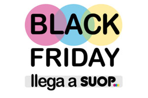 Suop se ha sumado al Black Friday