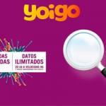 Yoigo relanzó la Tarifa SinFín de 20 Gb este Black Friday