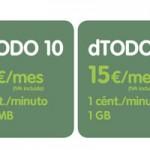 La tarifa dTODO de telecable ofrece llamadas ilimitadas a buen precio