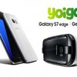 Yoigo es la primera operadora en ofrecer el Samsung Galaxy S7 en España