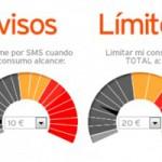 Simyo invita a sus clientes a aprovechar la ventaja que brinda configurar su servicio de avisos de límite de consumo