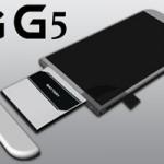Se presenta el teléfono modular LG G5 en el segundo día del Mobile World Congress