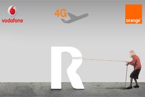 R Móvil ofrecerá 4G en breve al cambiar a Orange