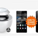 Simyo regala un altavoz en la compra de un equipo Huawei 4 G
