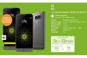 El primer móvil modular del mercado llega a España por cortesía Yoigo