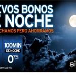Simyo lanza los bonos de noche de 1GB a sólo 1,99 euros