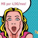 """Happy Móvil y su oferta """"básica"""" sin precedentes: 750 MB para navegar por sólo 4,5 euros al mes"""