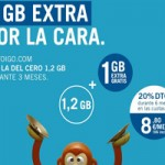Nuevas ventajas para quienes contraten Yoigo a través de su tarifa del Cero 1,2 GB