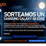 Simyo Regala un Samsung Galaxy S6 Edge para celebrar sus Bonos de Noche