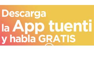 Comunícate gratis y sin uso ni datos con la aplicación de Tuenti Móvil
