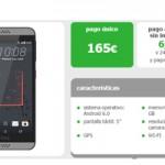 El HTC Desire 530 a precio especial por días limitados en Amena